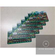Touch 'n Go Card (NEW) (Authorized Seller from Touch 'n Go HQ)