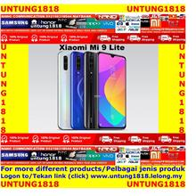 ORIGINAL.Xiaomi Mi 9 Lite Mi9 Lite More Choice
