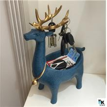 Nordic Decorative Good Luck Deer Key Storage Main Door