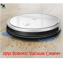 Haier 3IN1 Home Smart Auto Sweeping Mopping Robotic Vacuum Cleaner