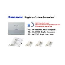 Panasonic KX-TES824ML Keyphone System PBX PABX (Pkg 2)
