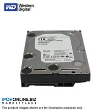WD Ultrastar DC HA210 SATA 2TB 3.5-inch 7200rpm 128MB Cache 512n Data