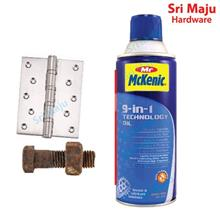 MAJU ME1208 Original Mr Mckenic 9-in-1 Technology Spray Lubricant Oil
