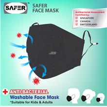 TTF' Safer Cotton Fabric Face Mask Washable
