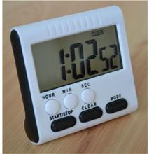 HX102 LCD Clock Digital Kitchen Timer Alarm Count Up Down Magnetic