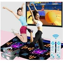 all in 1 double person HD Dancing Mat with dance, games, sensor 3D gam..