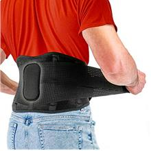 US. FITGAME Back Brace - Lower Back Support Belt for Pain Relief | Sciatica, H