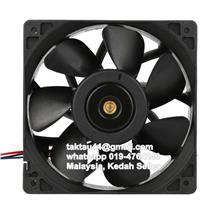 6000RPM Cooling Fan Replacement For Antminer Bitmain S9 S7 D3 A3 L3+