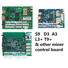 Bitmain Antminer S9, D3, A3, L3+, T9+ Control Board Controller