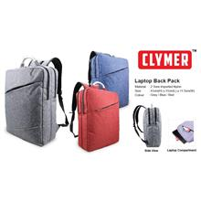 Square Laptop Backpack