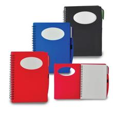 Colourful Notebook with Pen (NB4)