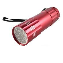9 LED Mini RED Ultra Bright Torch Flashlights Torch light