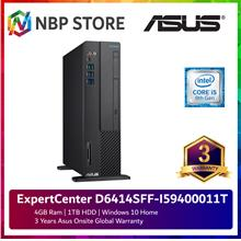 Asus ExpertCenter D6414SFF-I59400011T Desktop PC