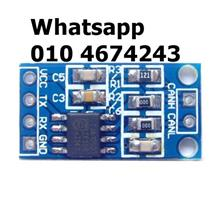 10PCS TJA1050 CAN Controller Interfacebus Driver Interface Module