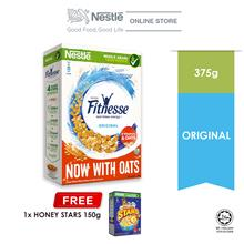Nestle Fitnesse Cereal 450g Free Honey Star 150g
