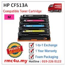 Premium-Brand New HP CF513A for Color LaserJet Pro M154a/M154nw