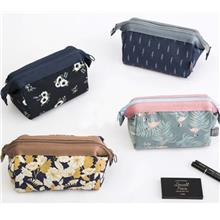 Women Travel Make up Pouch Cosmetic Bag Toiletries