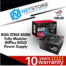 ASUS ROG STRIX 850W FULLY MODULAR 80+ GOLD POWER SUPPLY ROG-STRIX-850G