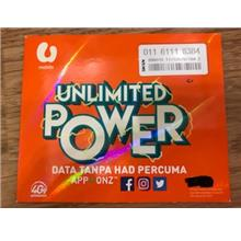 Umobile Prepaid UNLIMITED 01161118384