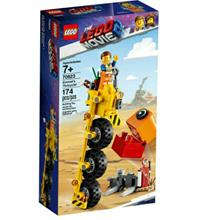 Lego Movie 70823 Emmet's Thricycle
