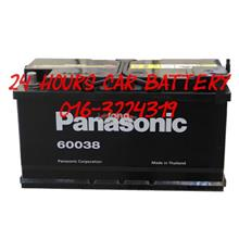 PANASONIC MF HIGH SPEC DIN100 (60038) AUTOMOTIVE CAR BATTERY