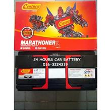 CENTURY MARATHONER DIN100 AUTOMOTIVE CAR BATTERY