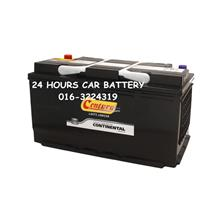 CENTURY CONTINENTAL SDFC DIN100 AUTOMOTIVE CAR BATTERY