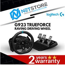 LOGITECH G923 TRUEFORCE DRIVING FORCE RACE WHEEL 941-000164