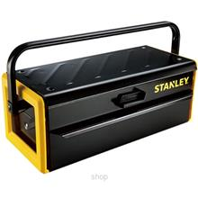 "Stanley Automotive 16 "" Metal Toolbox-Cantilever 2 Layers - STST73097-8"