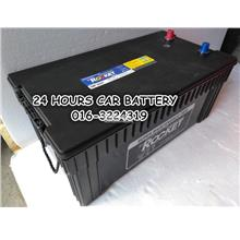 Rocket SMF N200 (250H52R) AUTOMOTIVE CAR BATTERY