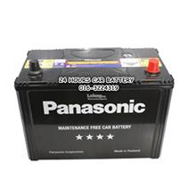PANASONIC MF HIGHSPEC NX120-7L /N70ZL (105D31L) AUTOMOTIVE CAR BATTERY