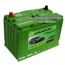 AMARON HI-LIFE NX120-7L (125D31L) AUTOMOTIVE CAR BATTERY