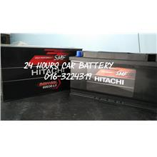 HITACHI SMF DIN100 / 60038 AUTOMOTIVE CAR BATTERY