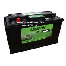 AMARON HI WAY N100 (115E41R) AUTOMOTIVE CAR BATTERY