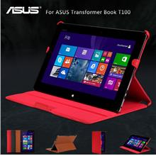 Asus T100ta Transformer Book T100 Smart Sleep leather Case Casing Cove