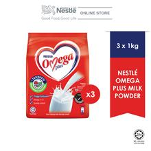 NESTLE Omega Plus 1kg, Bundle of 3