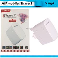 AirMobi Ishare2 300mbps Wireless-N Wifi Repeater Range Extend AP
