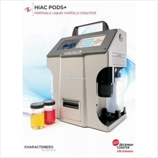 Beckman Coulter HIAC Portable Oil Diagnostic System PODS +