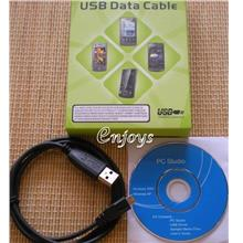 Enjoys: MicroUSB Data Cable Samsung i9000 Galaxy i8910 G810 M8800 S830