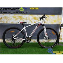 Merida Rambo 730 HFS Complete Bike 27.5 *ORIGINAL*