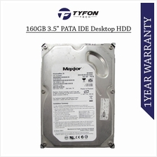 Mix Branded 160GB 3.5 ' IDE PATA Desktop PC Computer Hard Disk Drive