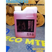 SHIMANO Hydraulic Mineral Oil SM-DB 1000cc
