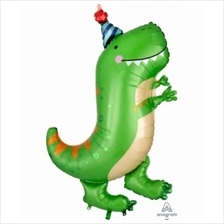 Dinomite T-Rex Super Shape Foil Balloon 40668 Party Decoration