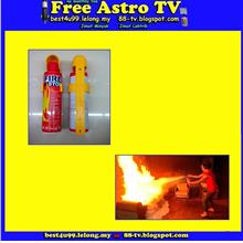 Car Foam Fire Stop Fire Extinguisher Spray Kitchen Safety Pemadam Api