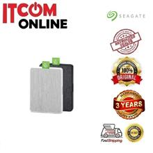 SEAGATE ONE TOUCH 1TB EXTERNAL SSD (BLACK/WHITE)