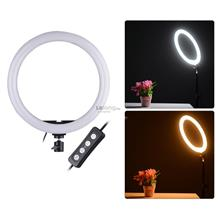 LED Ring Light For Makeup Video Live Studio Light with stand