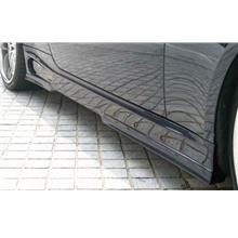 BMW 5 Series E60 `03-09 Hamann Style Side Skirt FRP [BM13-BK15-U]