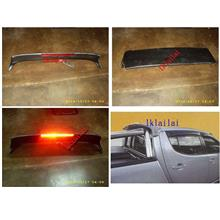 Mitsubishi Triton '11 Roof LED Spoiler Fiber Body Kit