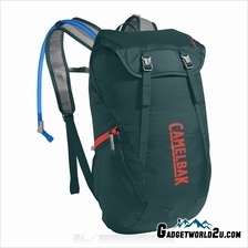 Camelbak Arete 18 16.5L Hydration Backpack w 1.5L Crux Reservoir Teal