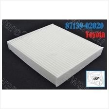 Cabin A/C Air Filter For Toyota Yaris Camry RAV Hilux (87139-02020)